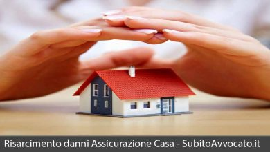 risarcimento danni assicurazione casa