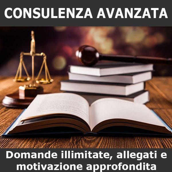 consulenza diritto civile avanzata