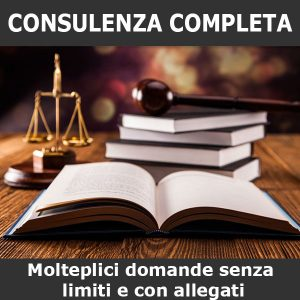 consulenza diritto civile completa