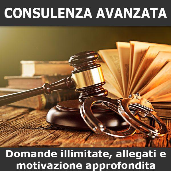 consulenza diritto penale avanzata