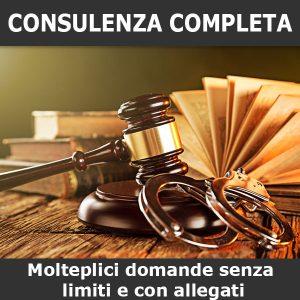 consulenza diritto penale completa