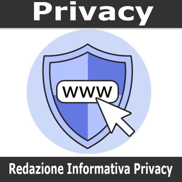 redazione informativa privacy